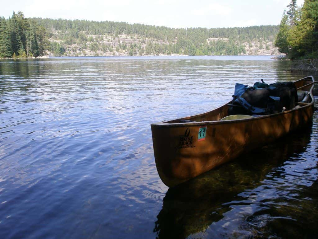 Outfitting Boundary Waters