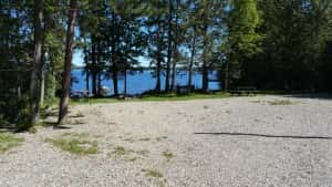 Lakeside Campground Ely