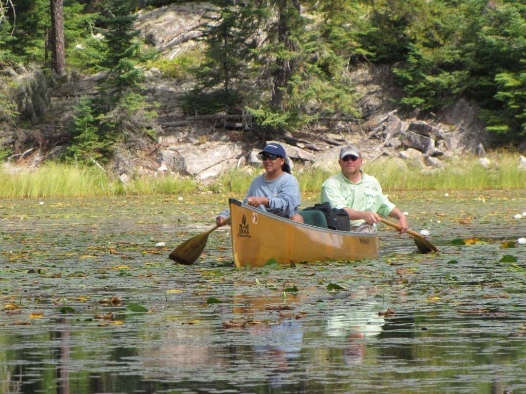 Boundary Waters Vacation