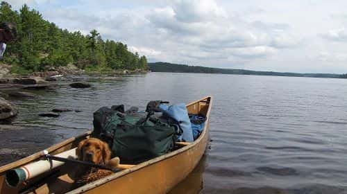 Canoe Outfitter in BWCA
