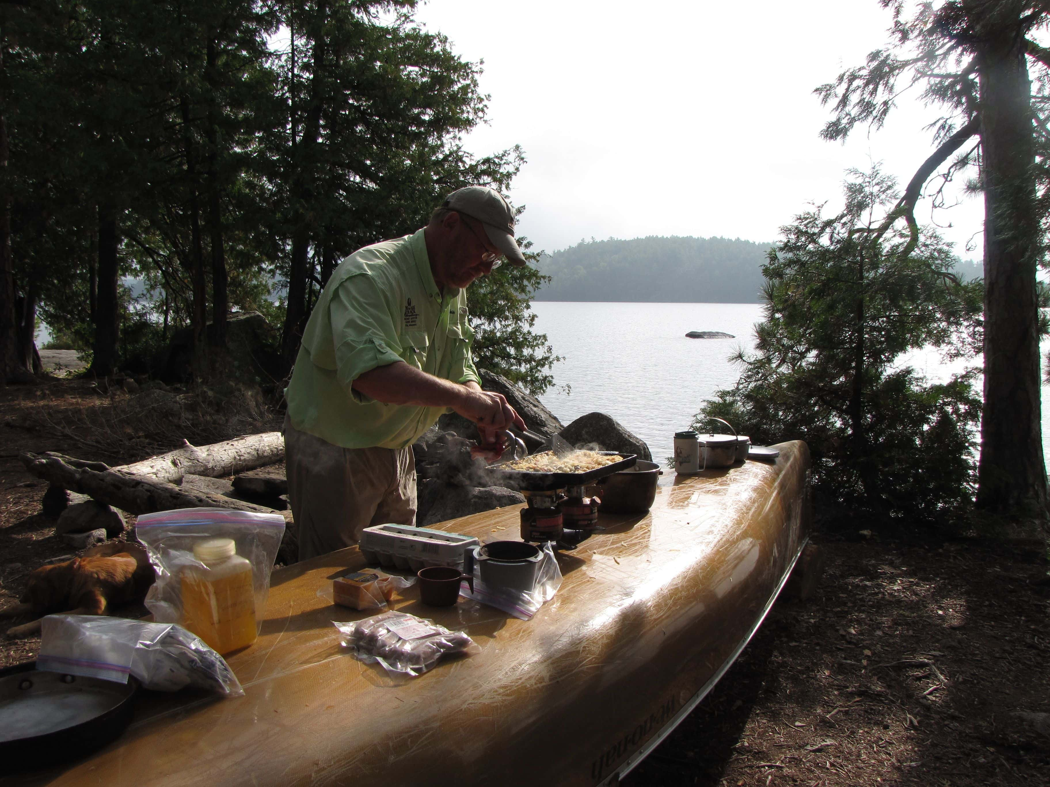 BWCA Guided Canoe and Fishing Trips