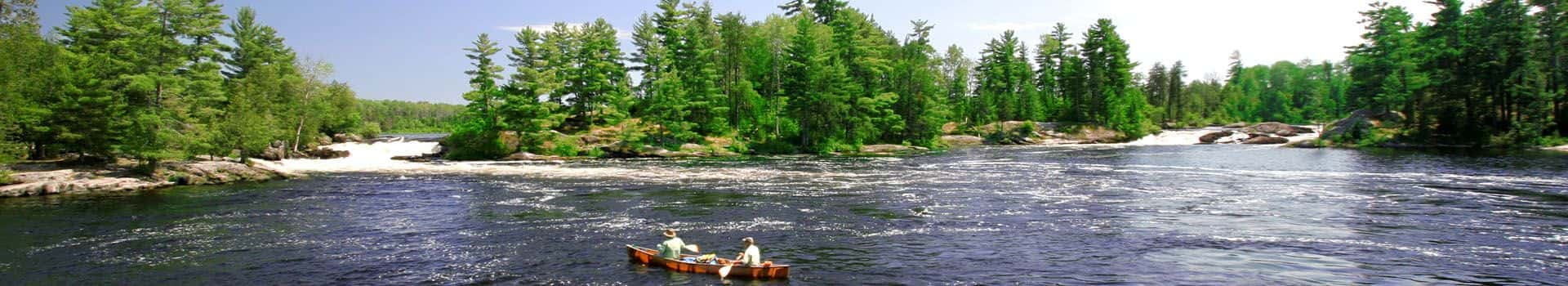 Boundary Waters Canoe Area Wilderness