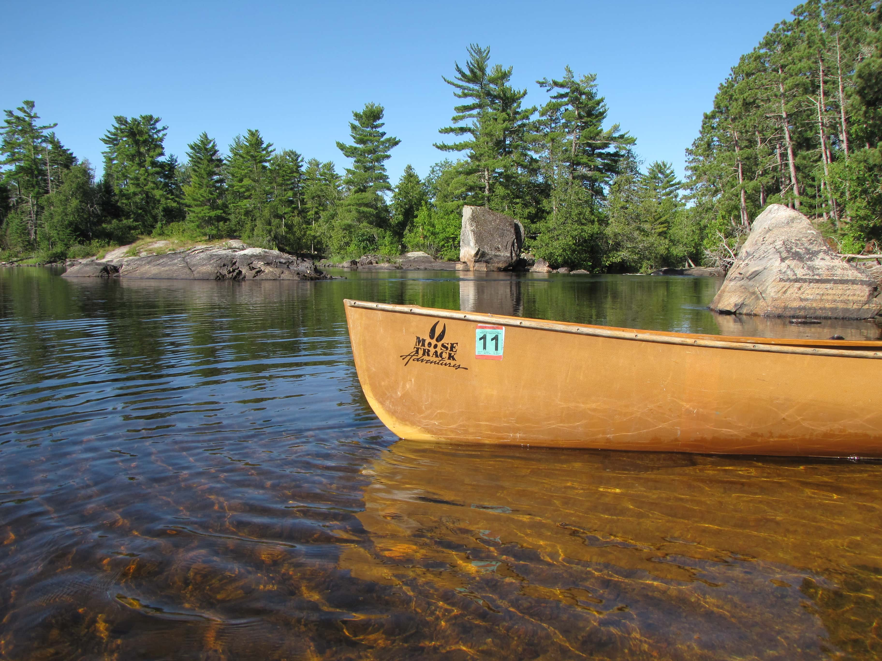 Plan your BWCA Vacation