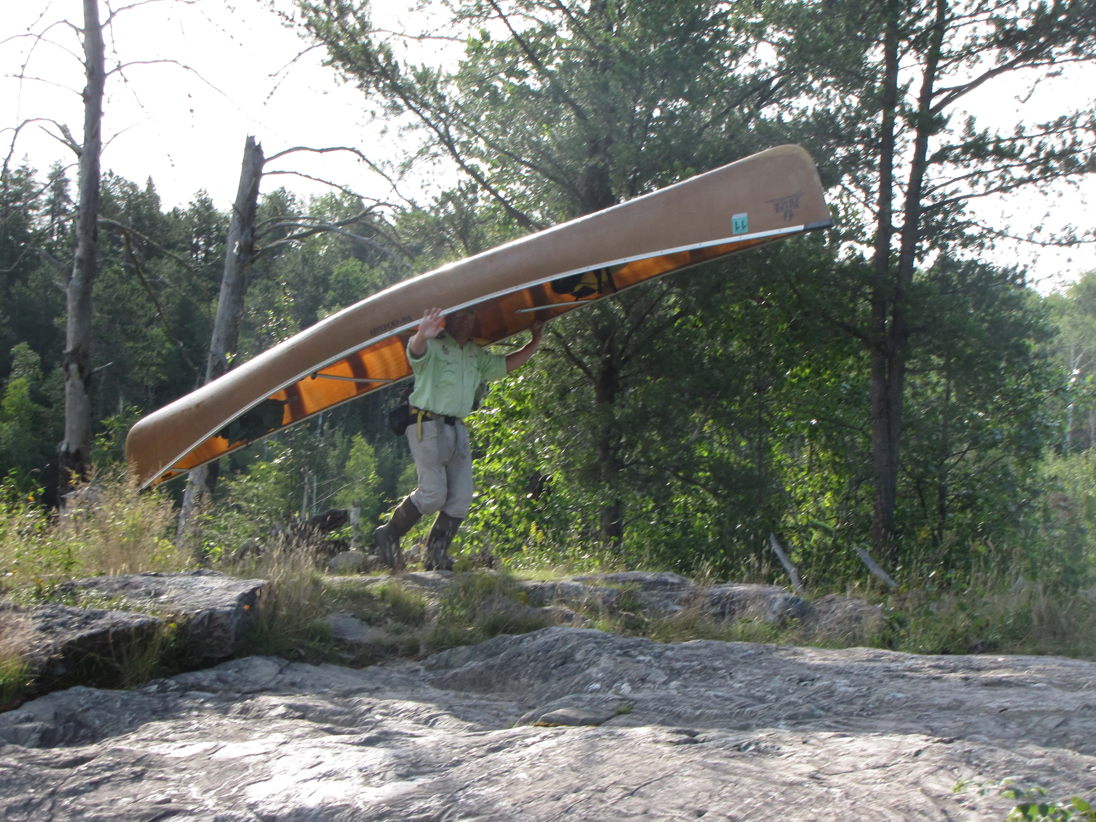 Tips for Boundary Waters Portaging