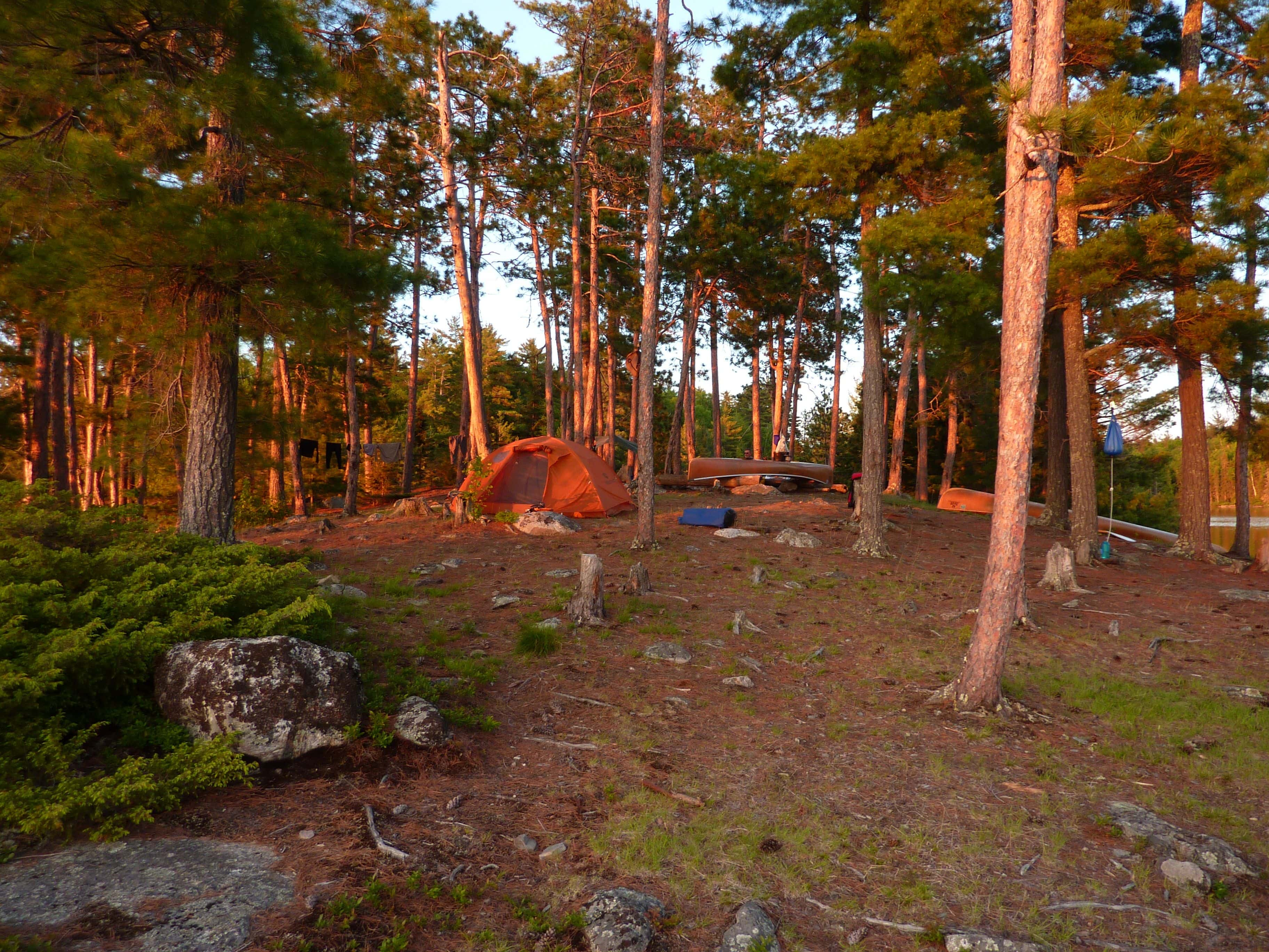 Ely MN Camping