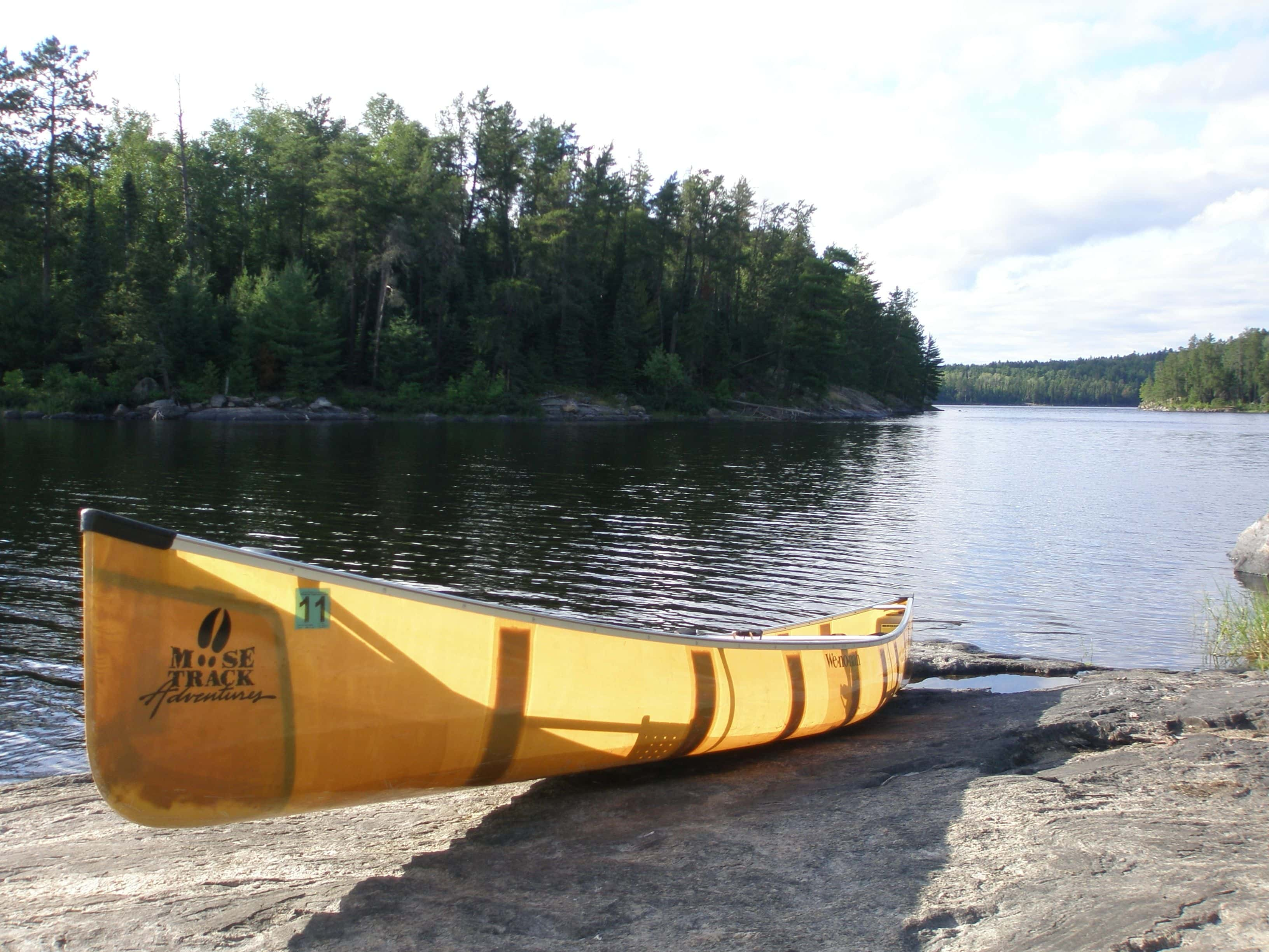 Boundary Waters Canoe Entry Points