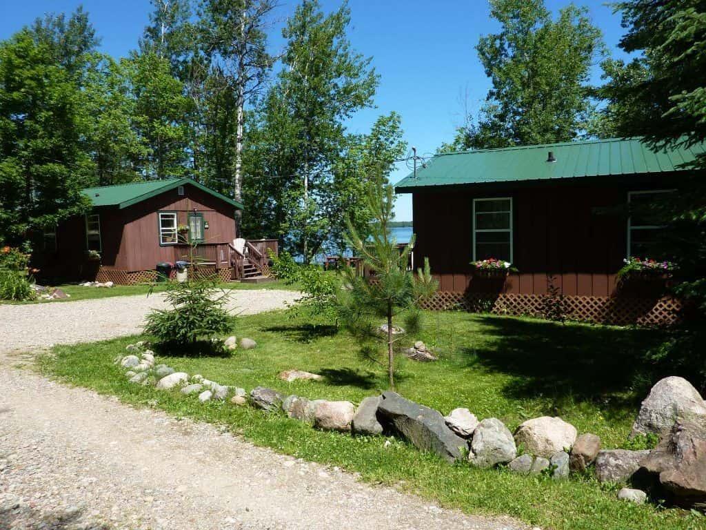 duluth rentals leech rent lake minnesota winter around cabins cabin in shore alexandria mn rental for north