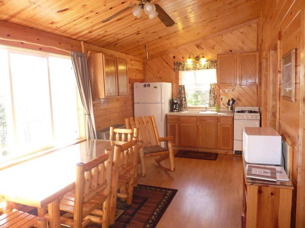 lakeside cabin northern mn
