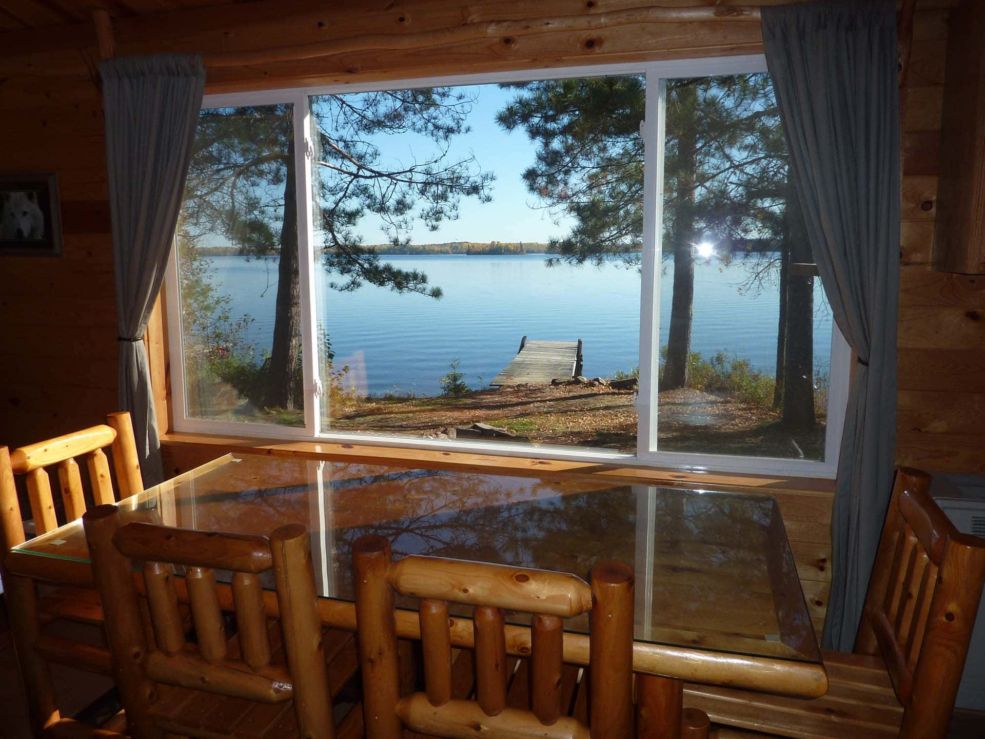 by chicken log cabins mn farm house the rentals cabin lake