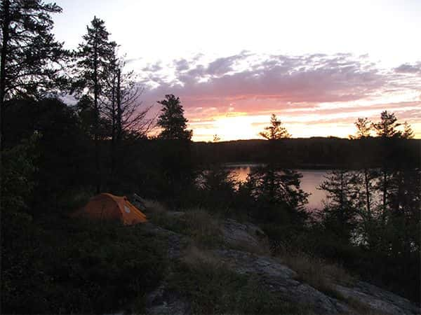 Boundary Waters Guided Camping Trips
