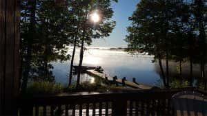 White Iron Chain of Lakes Ely