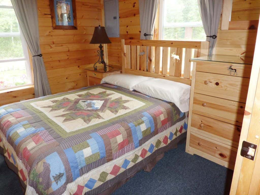 Comfortable Cabins in Ely