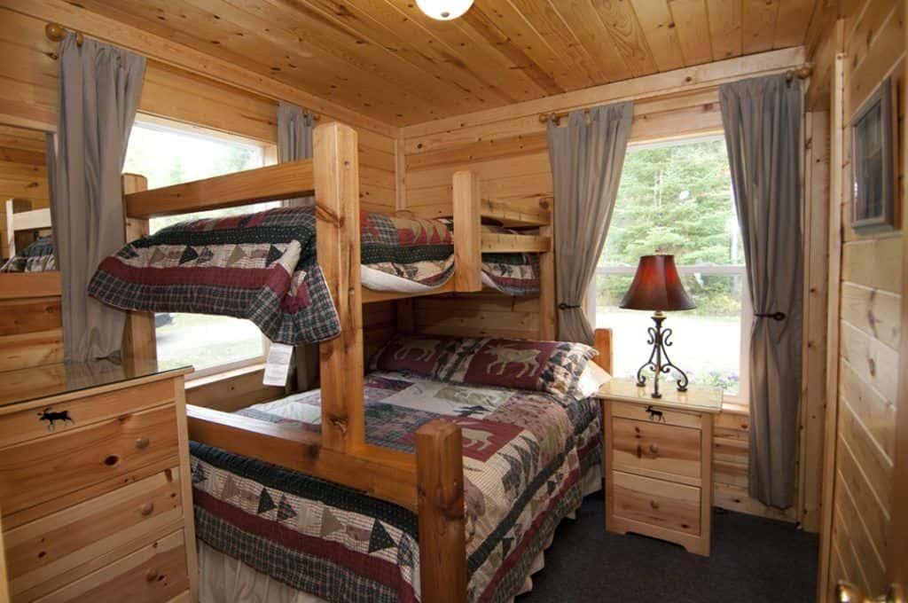 Moose Antler Cabin On Ely Mn Resort Cabin Rentals Ely