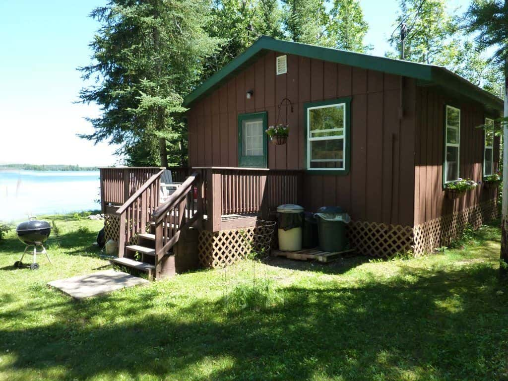 gunflintlake in cabin week minnesota the rental cabins large rent lake gunflint of for