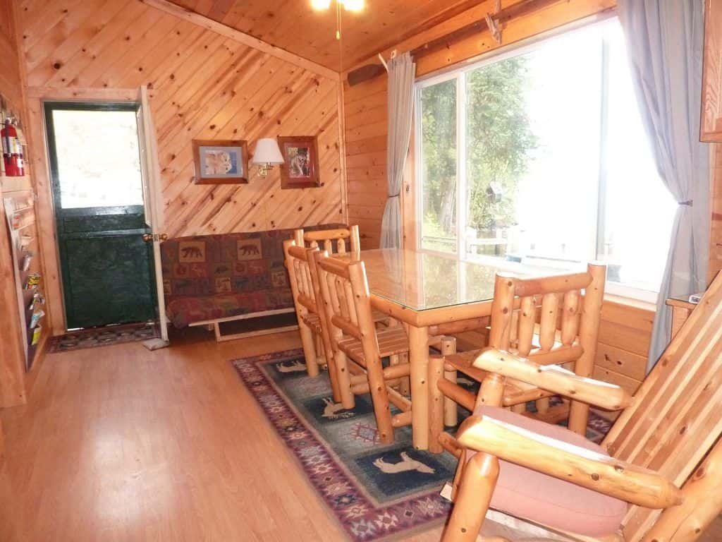 rentals minnesota photo paw cabins in mn on ely cabin bear resort each enlarge click window gallery to lakeside rent
